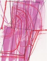 N & V, by Amy Sillman