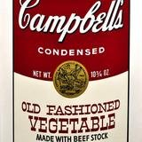 Andy Warhol, Campbell's Soup II (Old Fashioned Vegetable)
