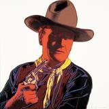 Andy Warhol, John Wayne