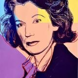 Andy Warhol, Mildred Scheel
