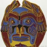 Andy Warhol, Northwest Coast Mask