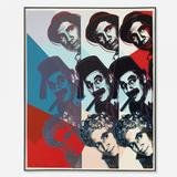 Andy Warhol, The Marx Brothers