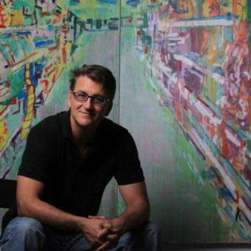 "Painter Brendan O'Connell on Finding Beauty at ""Walmart"""