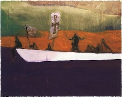 Peter Doig's Untitled
