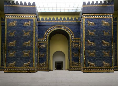 The Ishtar Gate