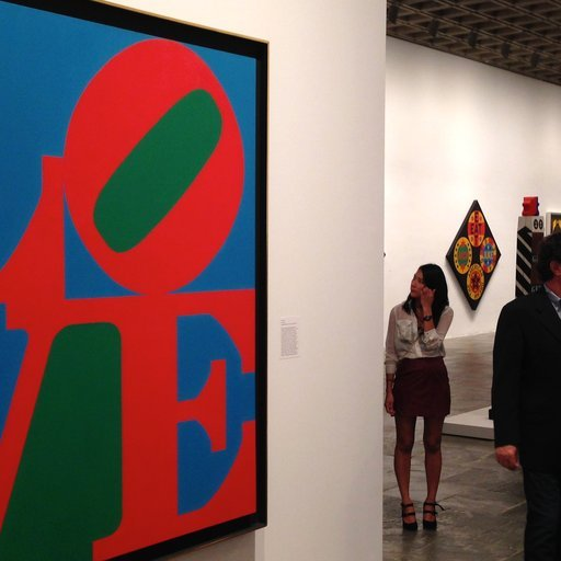 Robert Indiana at the Whitney, CANADA's New Gallery, & More