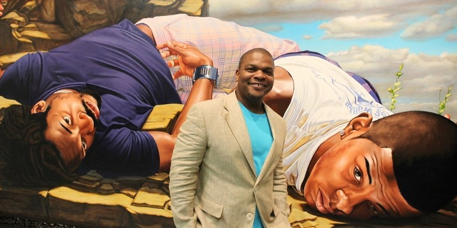 Kehinde Wiley, Leigh Ledare, & Other Artists on the Rise | Art for ...