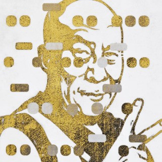 It&#39;s All Derivative: The Dalai Lama art for sale