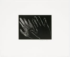 Untitled (Hands), by Bruce Nauman
