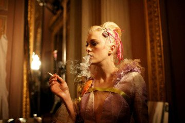 """""On Aura Tout Vu"""" fashion show at the Westin hotel, 1st arrondissement. Wenesday, the 25th January, 2006., by Christopher Anderson"