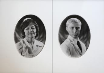 Untitled (Doctor And Nurse), by Cindy Sherman