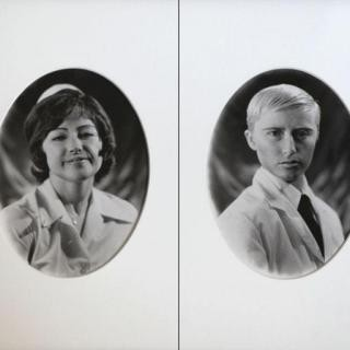 Untitled (Doctor And Nurse) art for sale