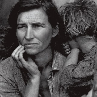 Migrant Mother, Nipomo, California, 1936 art for sale