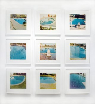 Ed Ruscha Pool Portfolio art for sale