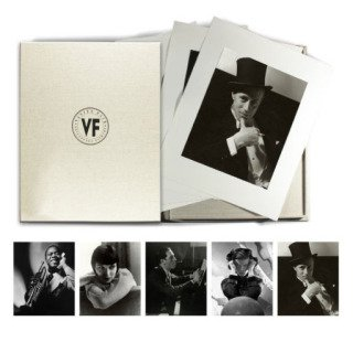 Five Limited Edition Portraits from the archives of Vanity Fair art for sale