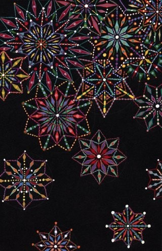 Untitled, by Fred Tomaselli
