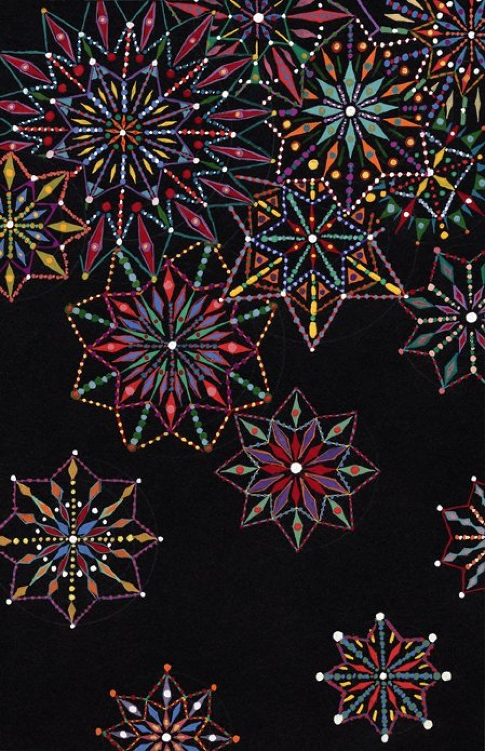 Fred Tomaselli, Untitled