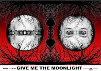 Give Me The Moonlight, by Gilbert &amp; George 