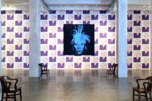 The Andy Warhol Museum art gallery