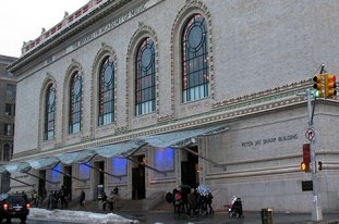 Brooklyn Academy of Music  art gallery