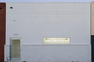 Cherry and Martin art gallery