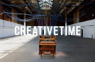 Creative Time art gallery