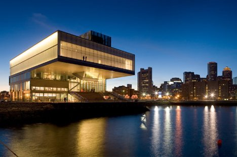 The Institute of Contemporary Art Boston