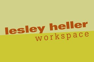 Lesley Heller Workspace