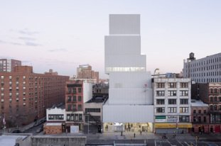 New Museum art gallery