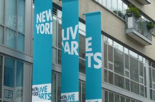 New York Live Arts  art gallery