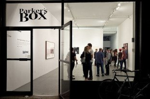 Parker's Box art gallery
