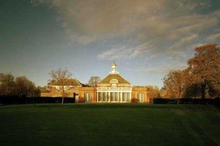 The Serpentine Gallery art gallery