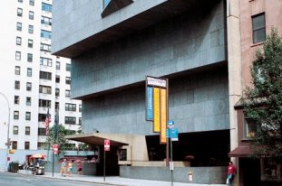 Whitney Museum of American Art art gallery
