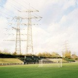 Jitka Hanzlova, Untitled (Stadium), from the series Here