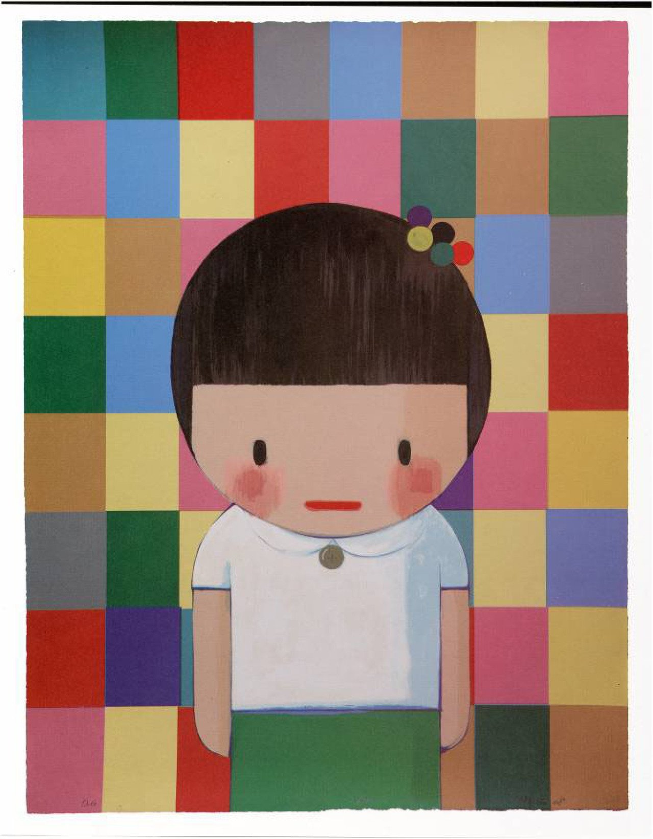 Liu Ye, Olympic Girl