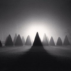 Above the Abreuvoir, France, 1996, by Michael Kenna