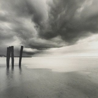 Michael Kenna, Weather Patterns, Calais, France, 1998