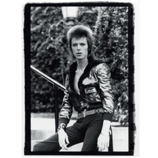 Mick Rock, David Bowie-Beverly Hills, Los Angeles