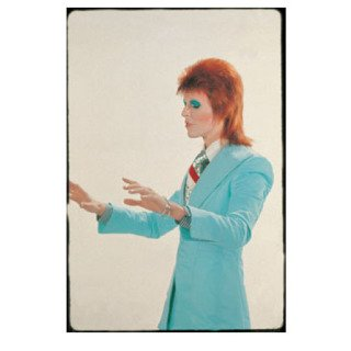 David Bowie-Life on Mars, London art for sale