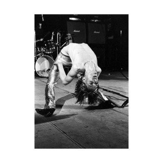 Mick Rock, Iggy Pop BackBend, London