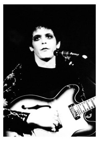 Lou Reed Transformer Cover, London, by Mick Rock