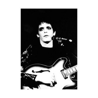 Mick Rock, Lou Reed Transformer Cover, London