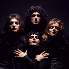 Queen II Album Cover, London, by Mick Rock