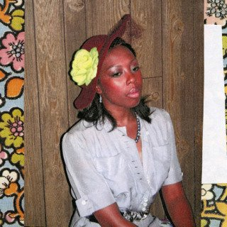 Mickalene Thomas, Portrait of Tiffona