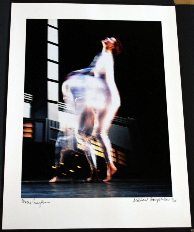Mikhail Baryshnikov, Limited Edition Photograph