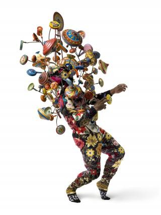 Soundsuit #1, by Nick Cave