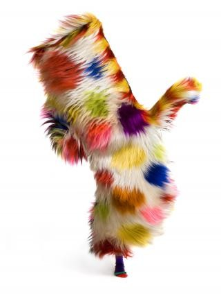 Soundsuit #2, by Nick Cave