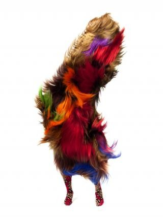 Soundsuit #3, by Nick Cave