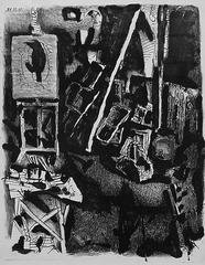 L'Atelier, by Pablo Picasso