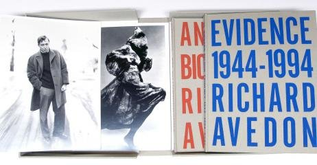 Richard Avedon Signed Limited Edition Boxed Set, by <a href='/site-admin/artists/artist/355'>Richard Avedon</a>
